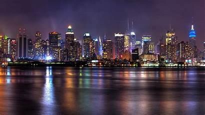 Night Skyline York Cruises Saturday Wallpapersafari Wallpapertip