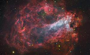 Messier 17 (M17) - the Omega Nebula - Universe Today