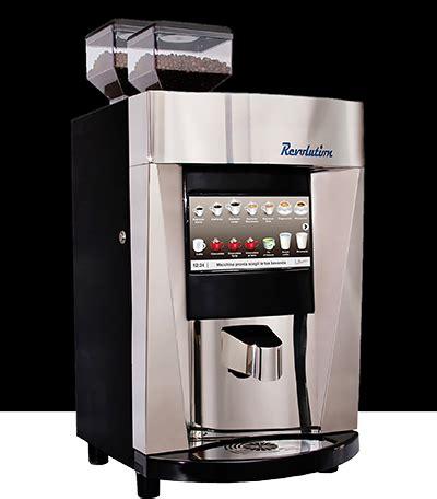 Mueller ultimate single serve coffee maker, personal coffee brewer machine for single cup pods & reusable filter, 10oz water tank, quick brewing, one touch operation, compact size,for home,office, rv. Revolution Touch Office Coffee Machines with Grinder | Super Automatic Espresso Machines | All Pro!