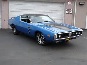 1972 Dodge Charger Muscle Car