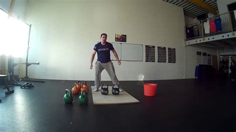 kettlebell cycle