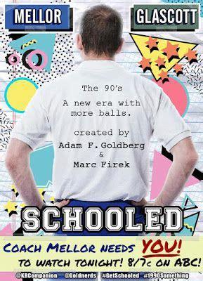 SCHOOLED Series Trailer, Promos, Clips, Featurette, Images ...