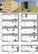 Home Layout Design Ideas 20 Foot Shipping Container Floor Plan Brainstorm Is Creative