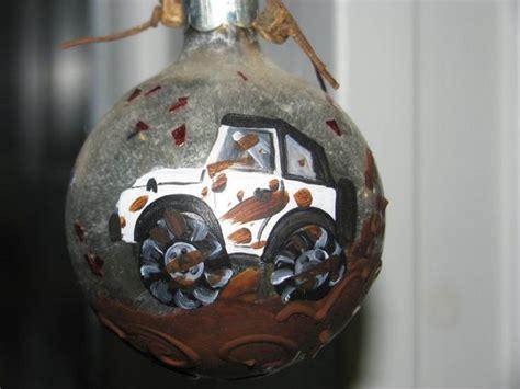 jeep wrangler christmas ornament muddy jeep ornament on etsy 28 00 jeep stuff