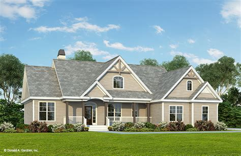 Home Plan The High Pointe By Donald A. Gardner Architects