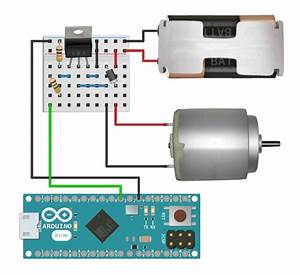 Robots   Big Data  Arduino Motor Docs