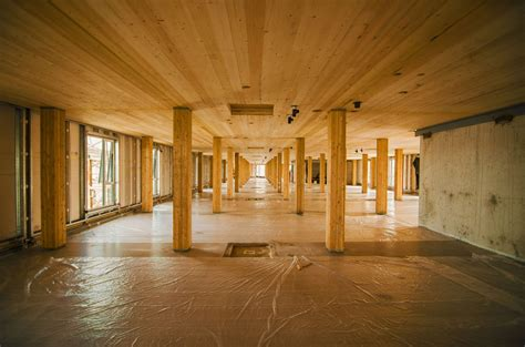 brok interieur structurlam celebrates record breaking projects with beam