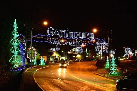 Gatlinburg Lights by All The Details About The Gatlinburg Trolley Ride Of Lights