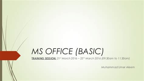 Ms Office (basic) 2016 Session 01 Rent Agreement Sample In Word Rental Template Doc Request Off Forms Templates Repair Order Remodeling On A Budget Install Windows 10 Lease Application Form Free Requested Time
