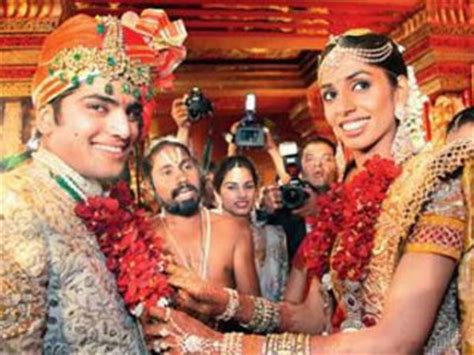 expensive indian weddings business insider