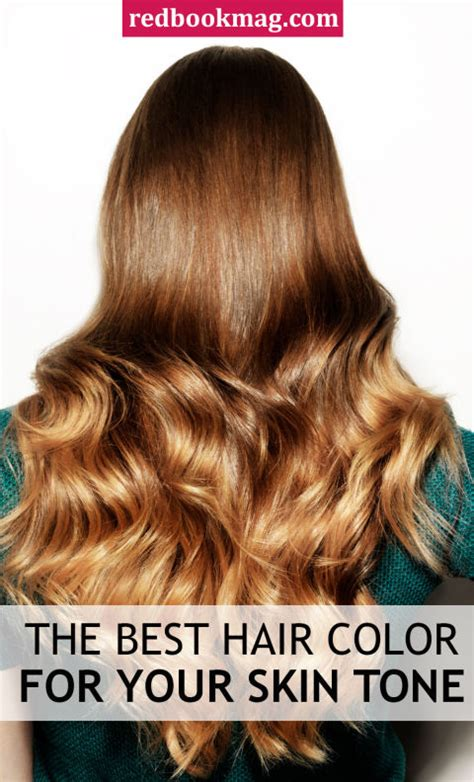 Which Hair Color Is The Best by Best Hair Color For Your Skin Tone Hair Color