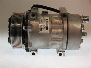 New Original Sanden Compressor 4667  1101236