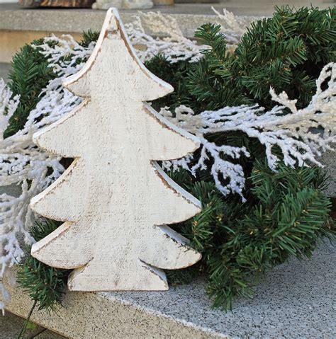 Tannenbäume Aus Holz by Tannenbaum Aus Holz Weiss