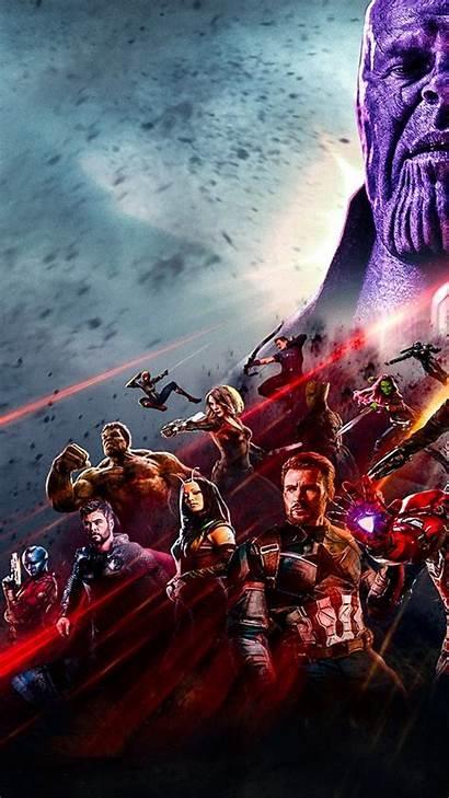 Avengers Infinity War Iphone Avenger Wallpapers Marvel