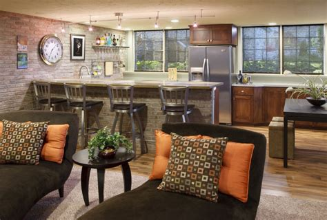 Bar Area In Living Room : Guide To Choosing The Right Kitchen Counter Stools