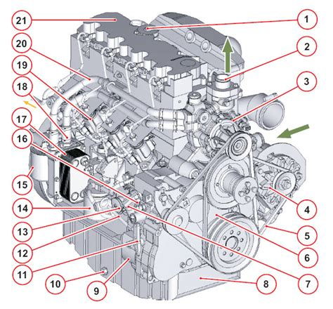 Tcd Diy Wiring Diagram by Deutz 2011 F3l 2011 Parts Manual F4m 2011 Service Manual