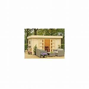 Abri De Jardin Toit Plat : abri de jardin toit plat xavier 11 m en bois 28 mm ~ Dailycaller-alerts.com Idées de Décoration