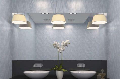Illuminazione Per Bagni Moderni Come Illuminare Il Bagno Tante Idee Di Stile Design Mag