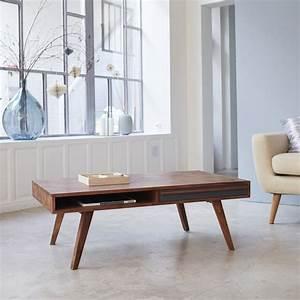 Couchtisch Skandinavischer Stil : wohnzimmertisch aus palisander couchtische 115x60 niels ~ Michelbontemps.com Haus und Dekorationen
