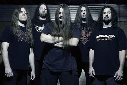 Corpse Cannibal Band Metal Death George Fisher