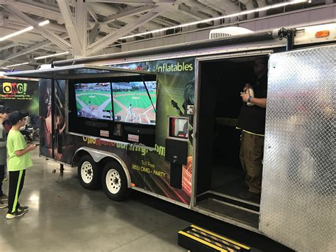Mobile Video Gaming Theater Parties