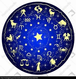 Sternzeichen Alle 12 : sternzeichen scheibe horoskop stock photo 5427374 bildagentur panthermedia ~ Markanthonyermac.com Haus und Dekorationen