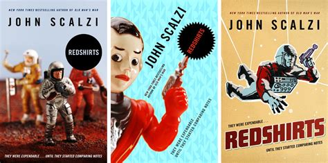 Cover Reveal For John Scalzi's Redshirts Torcom