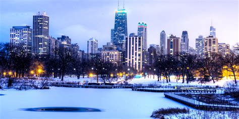 5 Things To Do In Chicago In The Winter by Hotel EMC2 ...