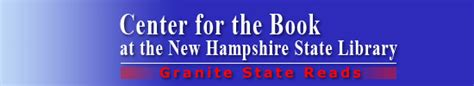 granite state reads center for the book new hshire