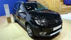 Dacia Sandero Tce 90 : 2018 dacia sandero stepway plus tce 90 exterior and interior auto show brussels 2018 youtube ~ Medecine-chirurgie-esthetiques.com Avis de Voitures