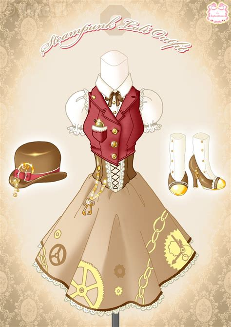 Steampunk Loli Outfit by Neko-Vi on DeviantArt