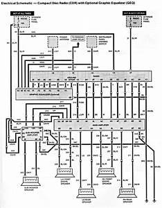 1995 Ford Probe Wiring Diagram