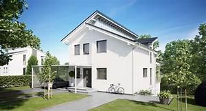 Einfamilienhaus Hanglage Planen : haus am hang haus mit keller kern haus ~ Lizthompson.info Haus und Dekorationen