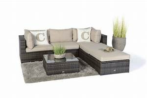 Rattan garden furniture garden furnishings garden for Katzennetz balkon mit garden furniture