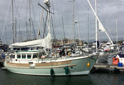 Fisher Motor Boats For Sale by Motorsailer Sail Fisher Boats For Sale In United Kingdom