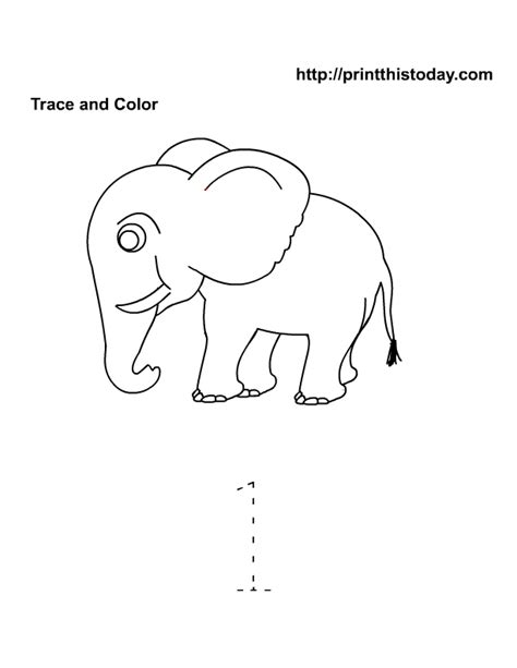 free printable preschool and kindergarten math worksheets 594 | worksheet1