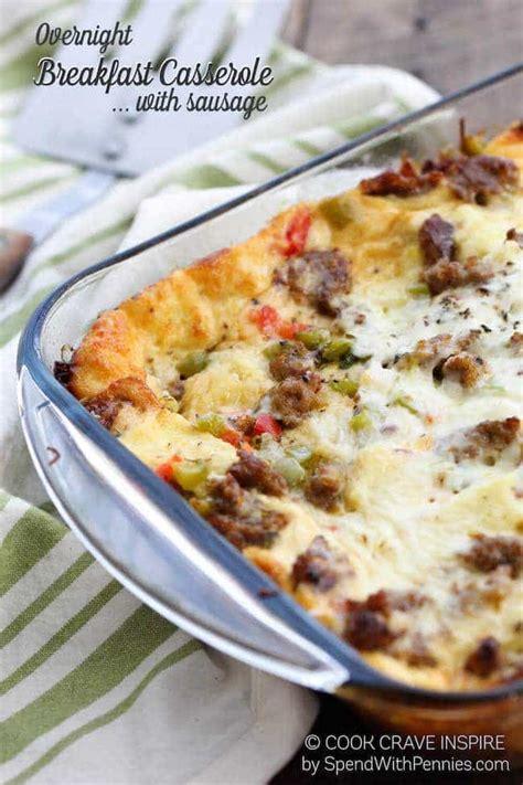 breakfast casserole with breakfast casserole with sweet italian sausage mushrooms and cheese recipe dishmaps