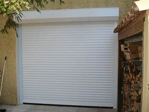 porte de garage enroulable sur mesure entre marignane With porte de garage enroulable de plus porte sur mesure