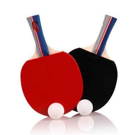 best table tennis racket aliexpress com buy new 2 pieces set table tennis rackets