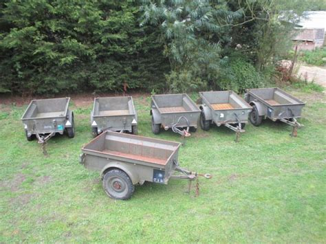 military jeep trailer army jeep trailer willys bantam trailers and towed