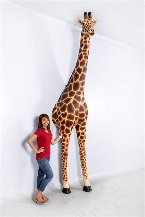 giraffe statue home decor giraffe statue wall sculpture
