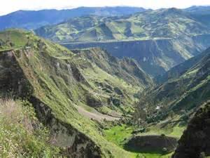 Mountain River Valley