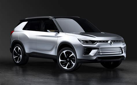 ssangyong siv  concept  wallpapers  hd images