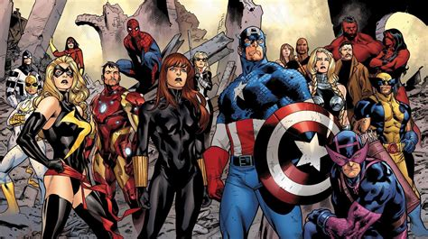 Twelve Comic Book Covers That Prove The Avengers Were