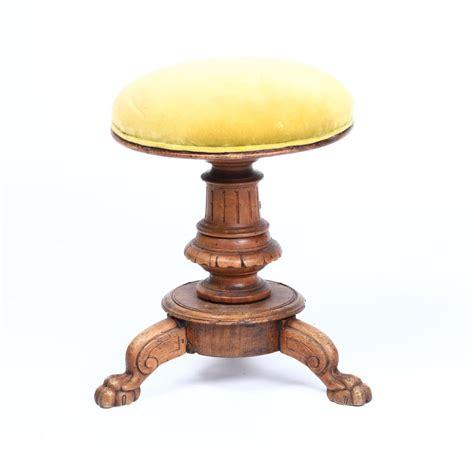 sgabello pianoforte sgabello da pianoforte in legno intagliato arredi