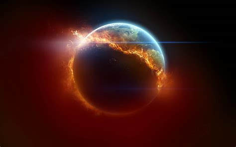 Post Apocalyptic Wallpapers 1920x1080 Wallpapers Fire In Space Wallpapers