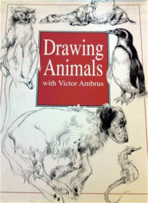 drawing animals  victor  ambrus