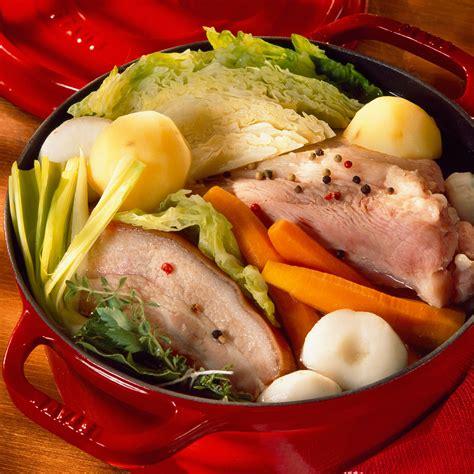 recette potee aux choux facile 28 images pot 233 e au chou vert et au lard recette de pot
