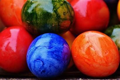 Egg Easter Rubber Eggs Colorful Happy Jajka