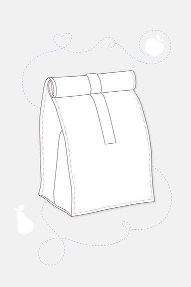 Diese einfach zu nähentote tasche macht das einkaufen noch mehr spaß. Eine Schultüte mit Applikationen nähen | PATTYDOO ...